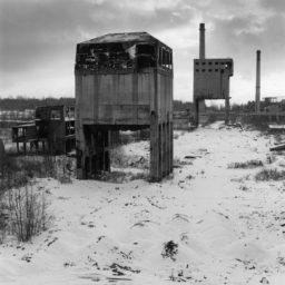 Budynki infrastruktury przemysłowej, dawna koksownia.